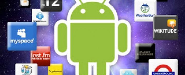 Popularność Google Play.