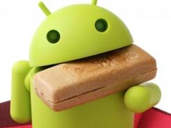 Android przewodzi.