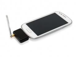 Mikro tuner DVB-T do smartfona