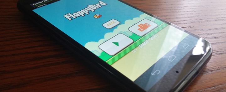 Flappy Bird usunięty ze sklepu Google Play
