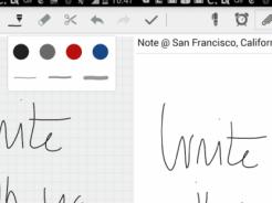 Evernote dla Androida wkrótce ze wsparciem dla odręcznych notatek