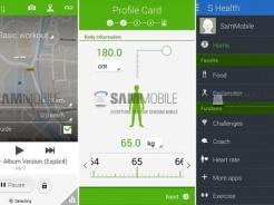 Czyżby odmieniony interfejs w Galaxy S5?