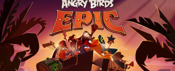 Angry Birds Epic – Turowy RPG od Rovio wkrótce dostępny
