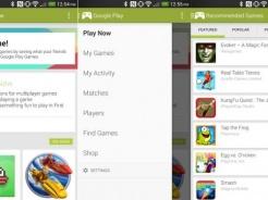 Aktualizacja Gry Google Play do wersji 1.5 zachęca do korzystania z aplikacji