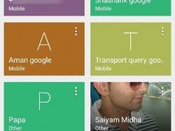 Kolejne przecieki Androida 4.4.3 – zdjęcie odświeżonego dialera