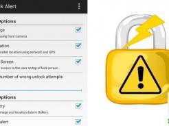 Unlock Alert – ciekawa aplikacja zabezpieczająca urządzenie z Androidem