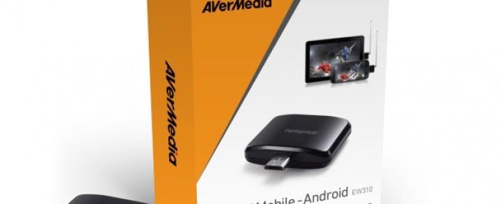 Tuner DVB-T do urządzeń z Androidem