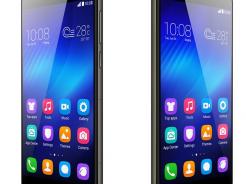 Smartfon Honor6 otrzyma aktualizację systemu Android