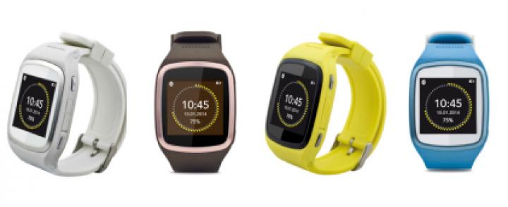 ZeSplash – wodoodporny smartwatch od MyKronoz
