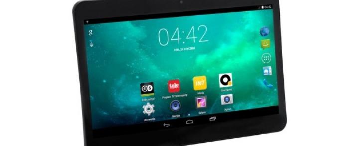 Manta MID1009 tablet z 3G.