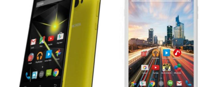 Archos przedstawia taniego smartfona i tablet z 4G