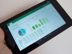 Microsoft Office dla tabletów z Androidem dostępny w wersji open preview