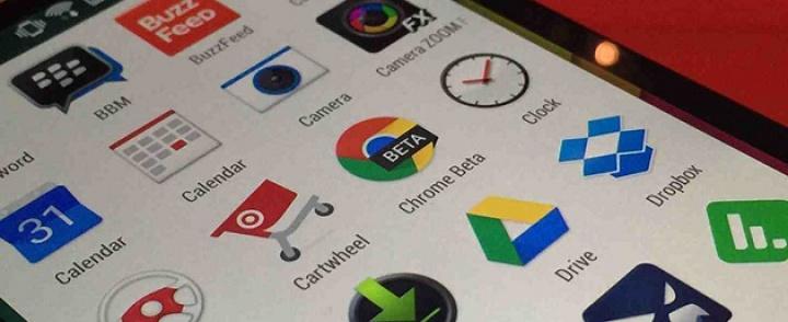 Aktualizacja dla Google Chrome Beta na Androida