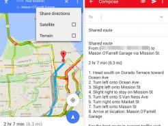 Mapy Google zaktualizowane do wersji 9.3