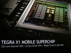 Tegra X1 to nowy mobilny superchip od NVIDII