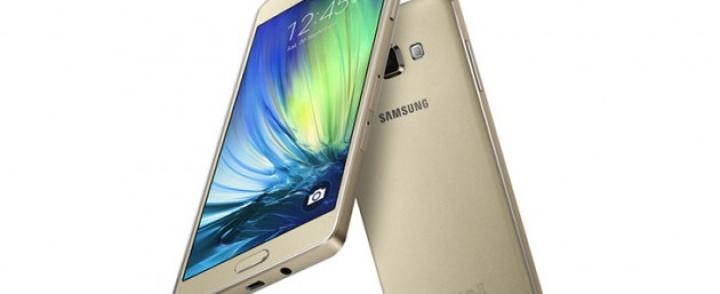 Galaxy A7 – najnowszy smartfon Samsunga wykonany w całości z metalu