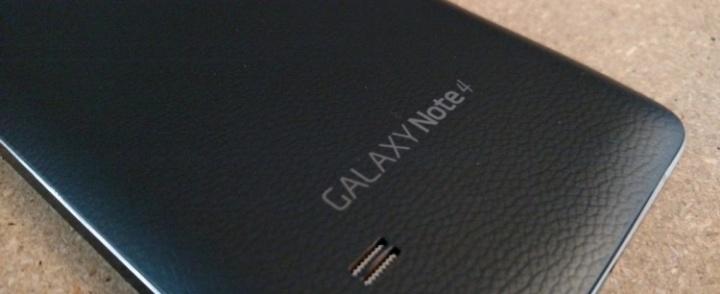 Lollipop dla Galaxy Note 4