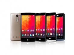 LG przedstawia 4 smartfony ze średniej półki