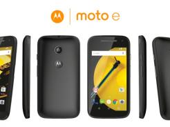 Moto E 2nd Gen. – idealny smartfon na dobry początek!