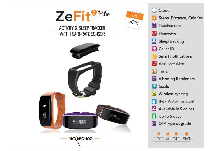 ZeFit2 Pulse