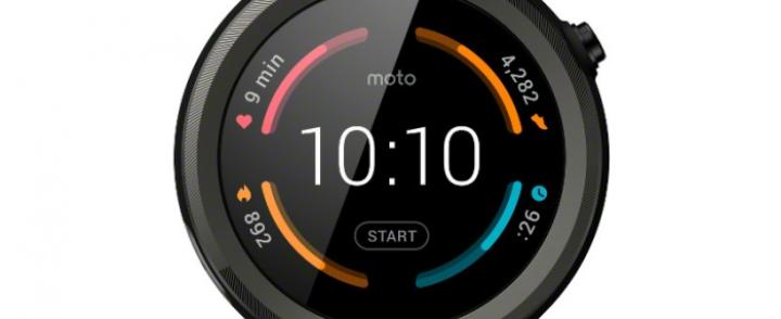 Lenovo Moto 360 Sport najlepszy partner treningowy