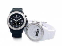 MyKronoz: smartwatch z 54 kryształami od Swarovskiego