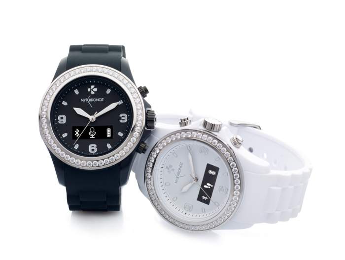smartwatch ZeClock Swarovski