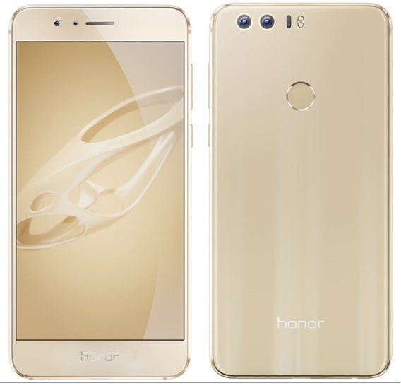 Honor 8 Gold